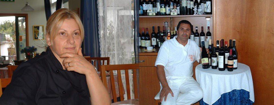 Angela e Filippo Tirri, Acqui Terme