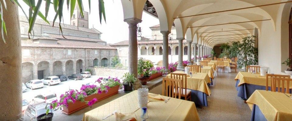 Ristorante Acqui Terme in Piazza Duomo